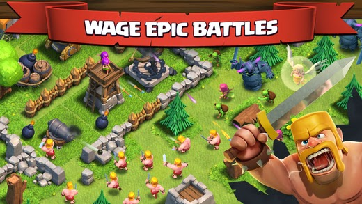 screenshot 1 Clash of Clans v6.186.1 1