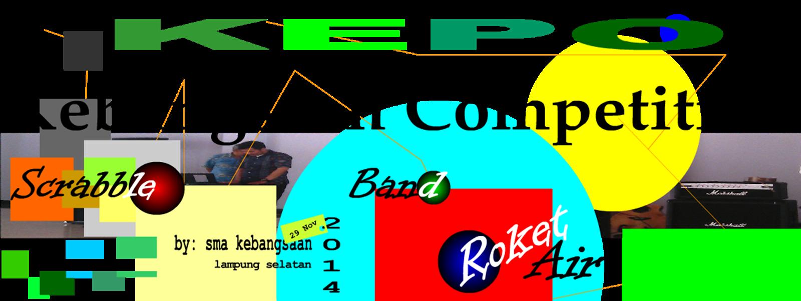Baner Kebangsaan Competition (KePo)