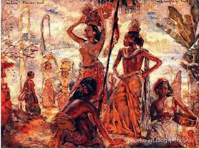 Fase – Fase Perkembangan Sejarah Seni rupa Indonesia ...