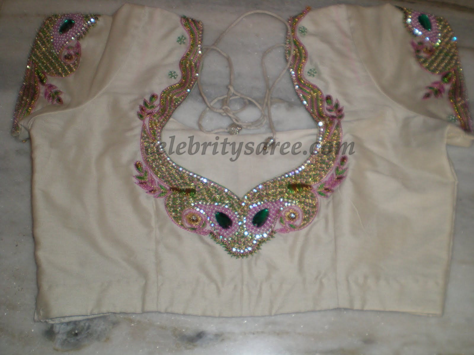 Latest Blouse Designs Cutting 99