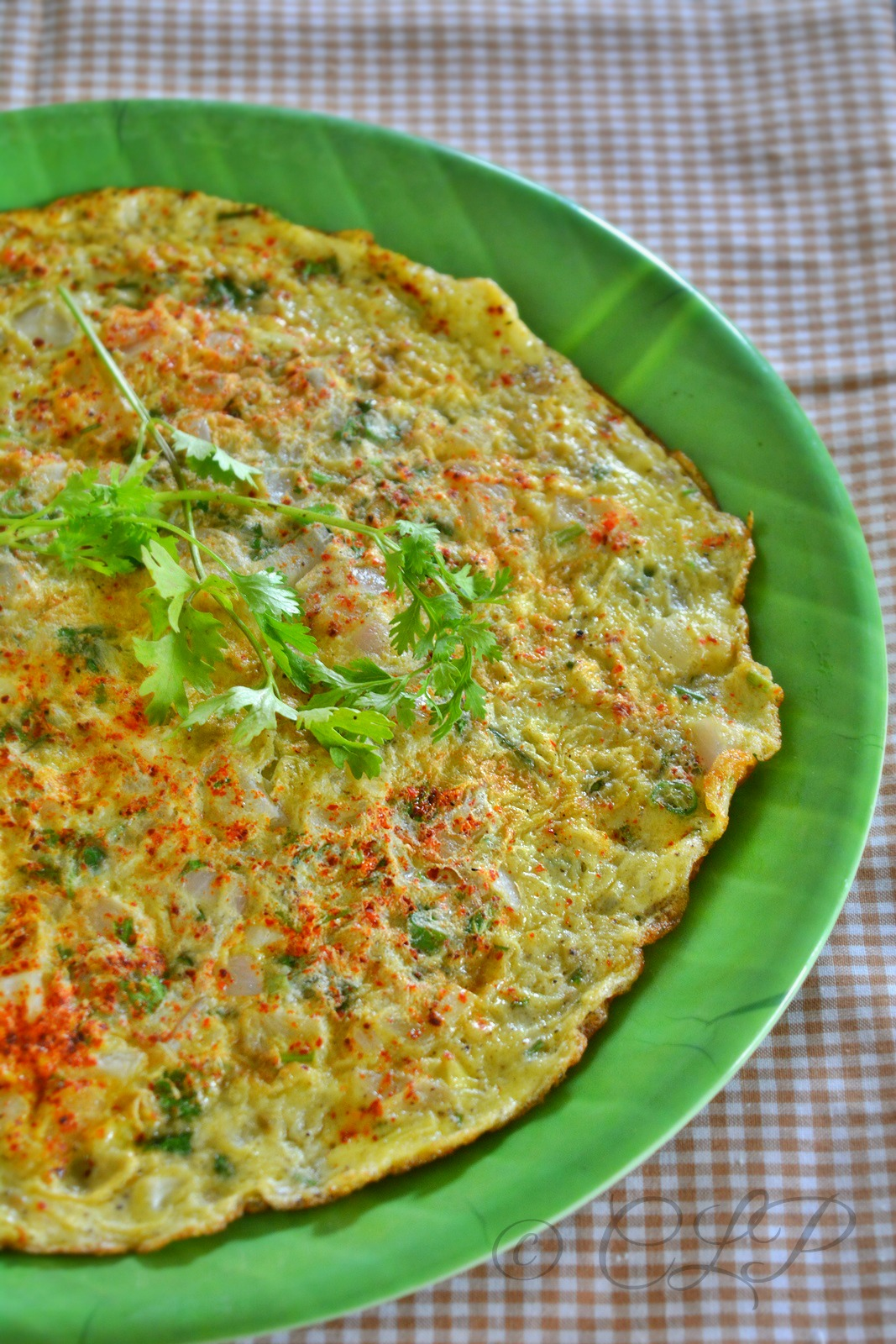 Indian Egg side dish recipe