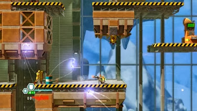 Bionic Commando Rearmed Highly Compressed