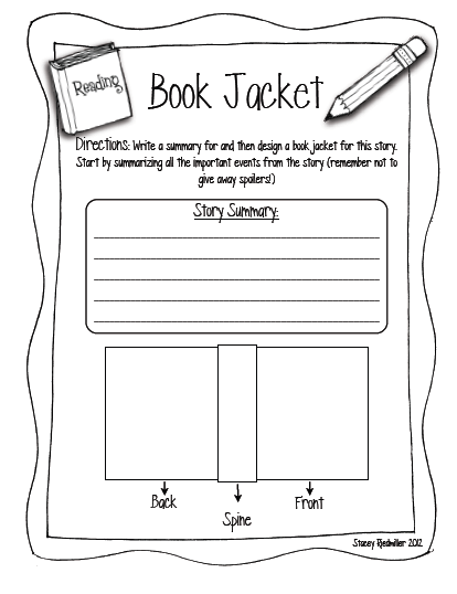 Book Dust Cover Template : Riedmiller s room january