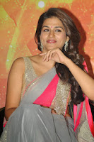 Shraddha Das Hot Saree Photos