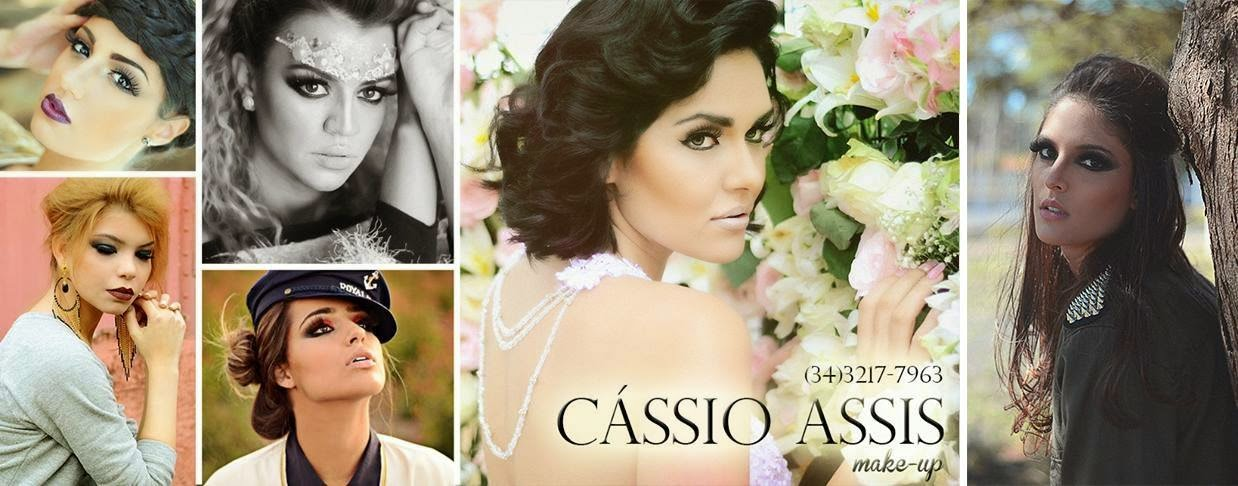 Cássio Assis Make-up