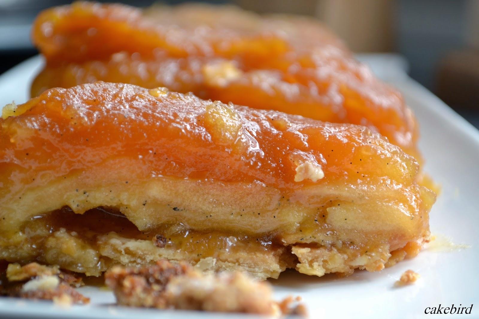 cakebird la tarte tatin selon philippe conticini