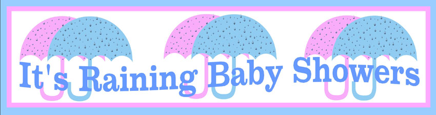 "Thanks For Visiting ""It's Raining Baby Showers.""    We hope you enjoyed your visit."