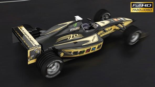 F1 Bolid Opener