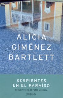 """""""Serpientes en el paraíso"""" - Alicia Giménez Bartlett"""