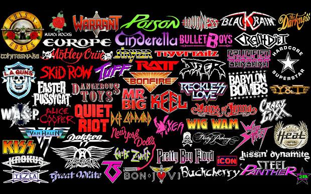 koleksi wallpaper band metal rock