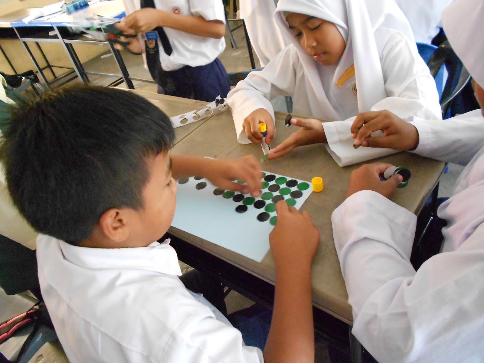 Membina kemahiran komunikasi intra dan interpersonal murid.