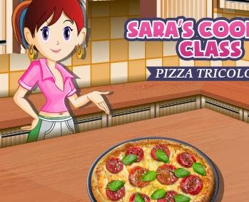 Permainan Memasak Pizza