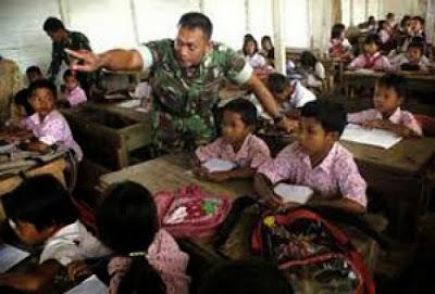 TNI AD Harus Dekat Dengan Rakyat