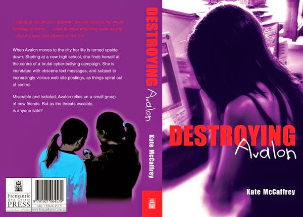 destroying avalon by kate mccaffrey tyra s bookshelf destroying avalon by kate mccaffrey