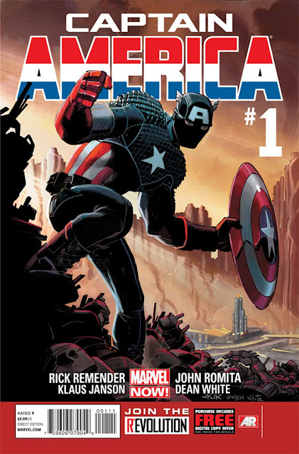 Captain America Marvel Now Descarga Gratis Comics