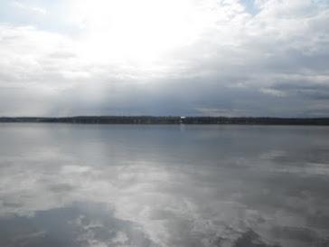 Stillness on The River