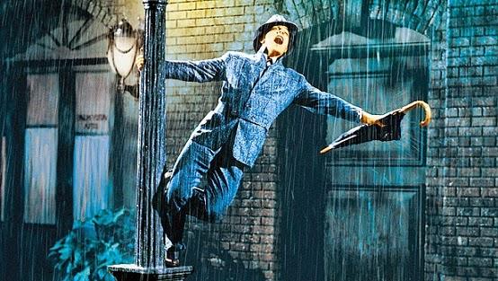 cantando bajo la lluvia gene kelly singin' in the rain