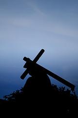 Jesus Cristo pagou por nossos crimes para nos dar uma nova oportunidade de salvação.