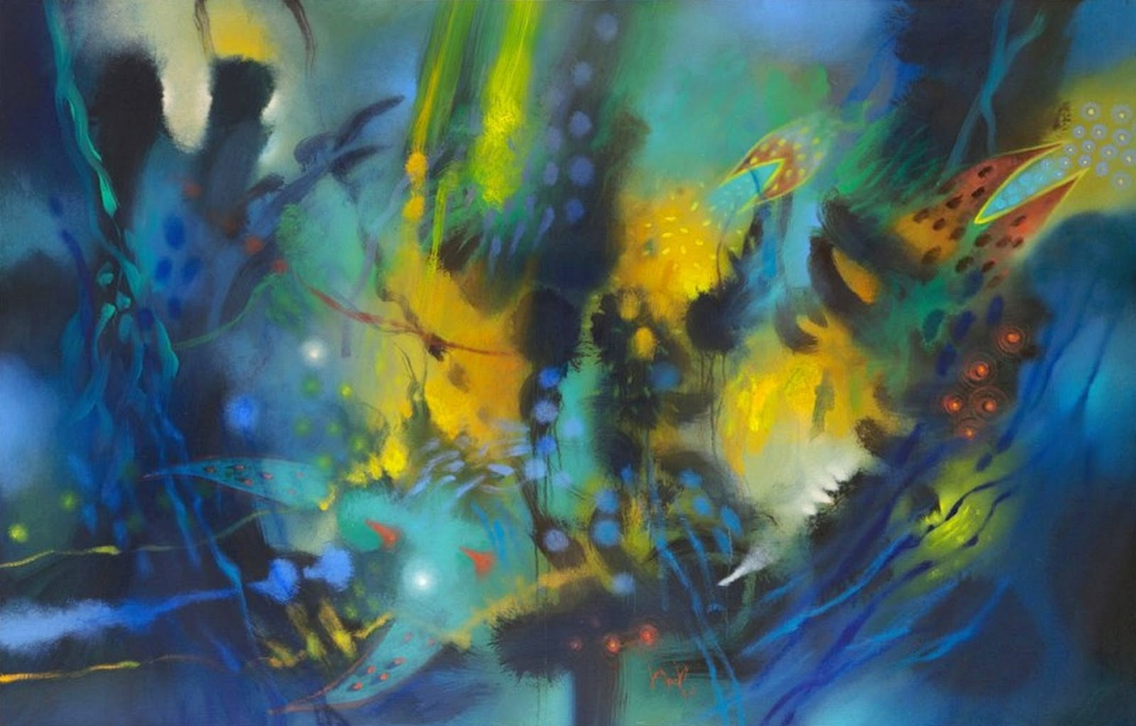 Cuadros bonitos abstractos abstractos modernos for Cuadros minimalistas modernos