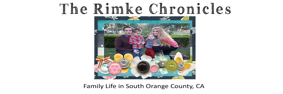 The Rimke Chronicles