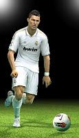 Cristiano Ronaldo screen : PES 2013 (4)