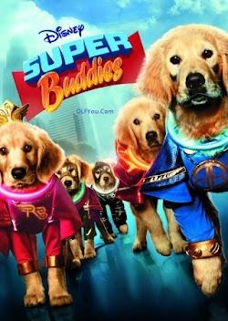 Siêu Khuyển - Super Buddies (2013) Poster