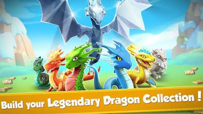 Download Dragon Mania Legends Game Memelihara Naga Lucu