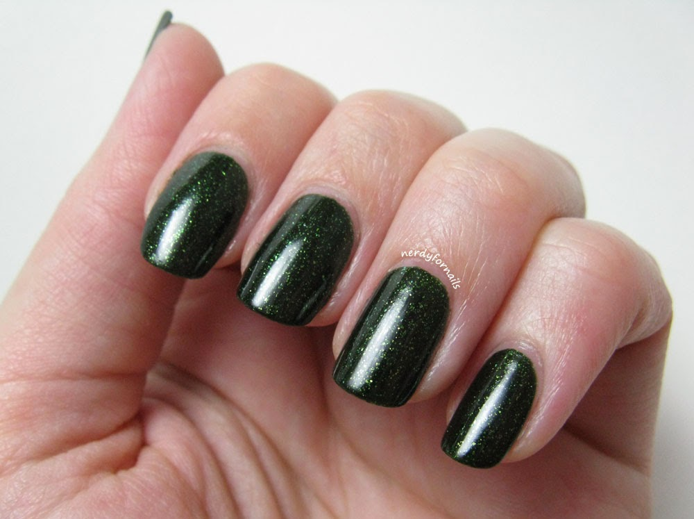 Revlon Rain Forest Swatch