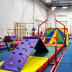 Gymnastics Parties in Calgary at Kyle Shewfelt Gymnastics