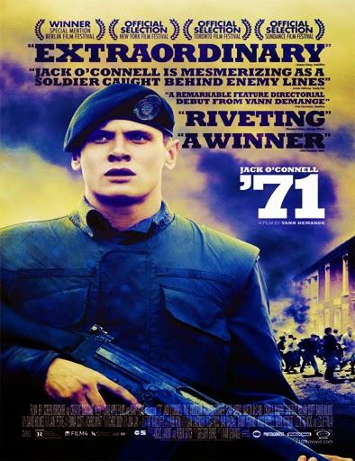 Ver Pelicula '71 (2014) Online