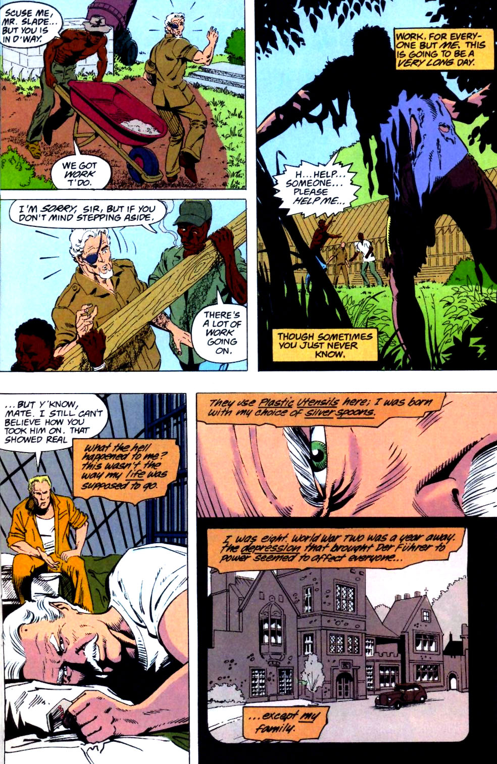 Deathstroke (1991) Issue #26 #31 - English 9