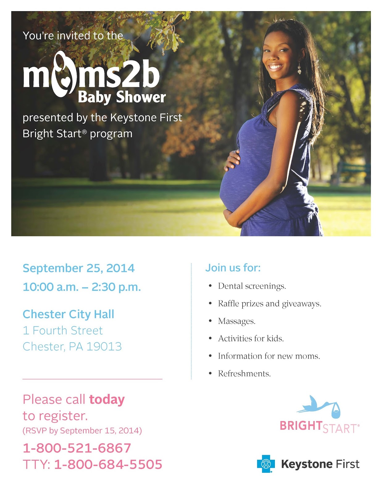 Fresh Start Outreach Ministry munity Baby Shower