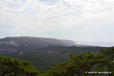 пешие прогулки по Португалии