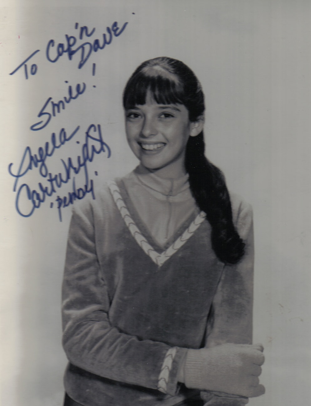 Quite A Career For Angela Cartwright Good Scrapbook Here Lost In Space