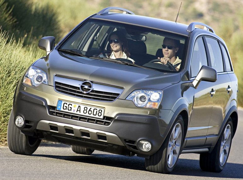 2007 opel antara review best techno buzz. Black Bedroom Furniture Sets. Home Design Ideas