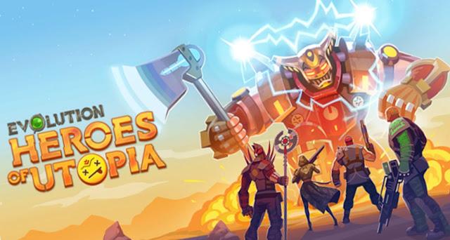 Descargar Evolution: Heroes of Utopia para Android