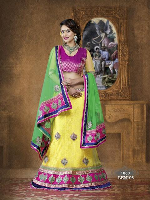 Online Shopping Designer Patch Work Lehenga Choli