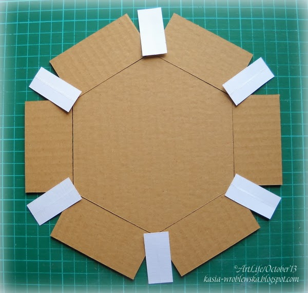 Коробка из микрогофрокартона своими руками 55