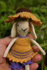Black-Eyed Susan Bunny