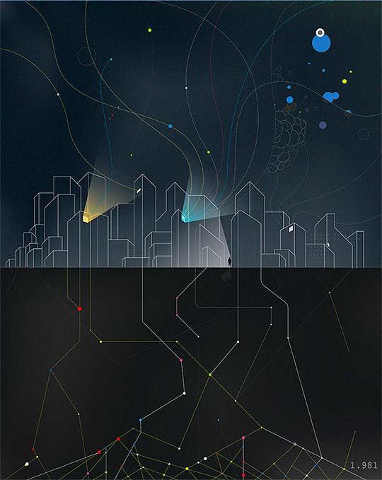 Ilustración de Fabio Lozano aka Stencica
