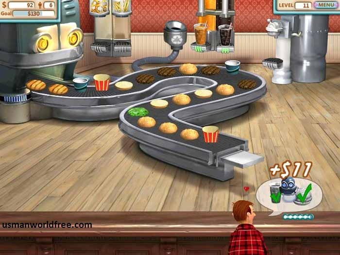 burger world game free