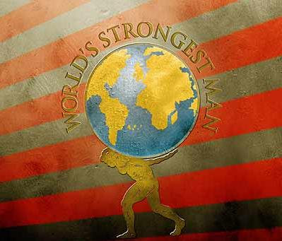 World's Strongest Man 2011 contest to Start in London