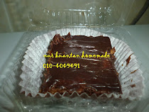 Doorgift Almond Brownies