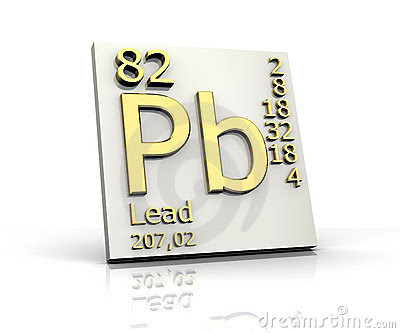 Chemistry Blog: Metal Report: Lead, Pb
