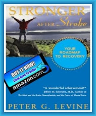 Pete's book: Stronger After Stroke