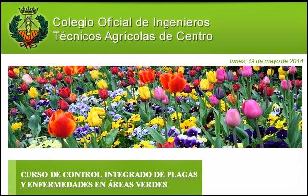 Curso de control integrado de plagas y enfermedades en for Aprender jardineria