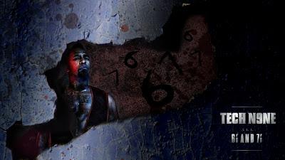 gangsta wallpaper - rapper tech nine  - tech n9ne wallpapers