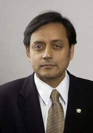 Minister of State for HRD Dr. Shashi Tharoor
