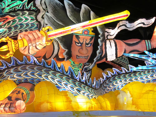 Nebuta Festival, Aomori, Japan