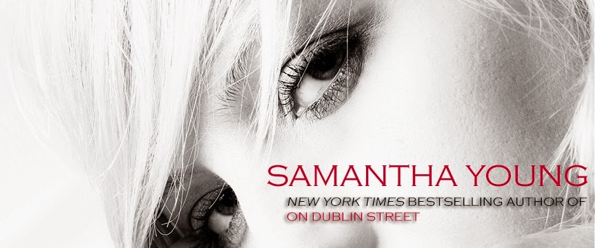 Samantha Young - The New York Times and USA Today Bestselling Author